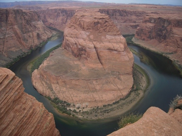 Marie-Gabrielle, Horseshoe Bend -Page - Arizona, Nancy